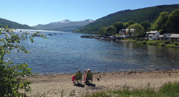 Things To Do And Visit Near Bracken Lodges Loch Tay Perthshire
